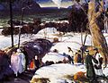 George Bellows - Easter Snow, 1915.jpg