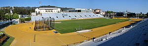 Edwards Stadium - View of Edwards Stadium