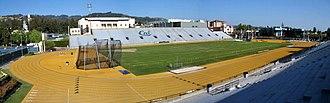Edwards Stadium - View of Edwards Stadium
