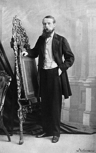 George Stephen, 1st Baron Mount Stephen - Image: George Stephen 1865
