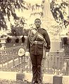 George Tupou II in uniform (British Museum).jpg