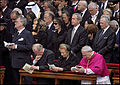 George W. Bush John Paul II funeral.jpg