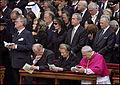 George W. Bush John Paul II funeral.jpg