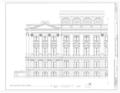 Georgia State Capitol, Capitol Square, Atlanta, Fulton County, GA HABS GA,61-ATLA,3- (sheet 14 of 52).png