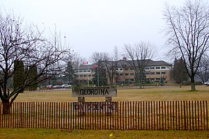 Georgina, Ontario - Civic Centre