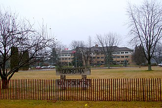 Georgina, Ontario - Civic Centre