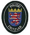 Germany - Stadt Polizei Fritzlar (defunct 1971) (5426124021).jpg