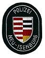 Germany - Stadt Polizei Neu-Isenburg (defunct 1972) (5416462061).jpg