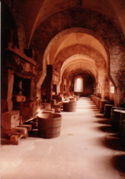 Germany Eberbach Kloster-Eberbach Wine cellar