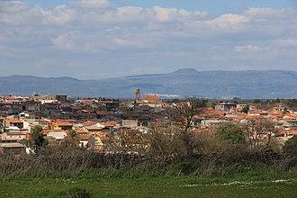 Ghilarza - Panorama