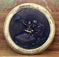 Giappone, periodo edo, netsuke (fermaglio per inroo), xix secolo, 073 marionettista.jpg