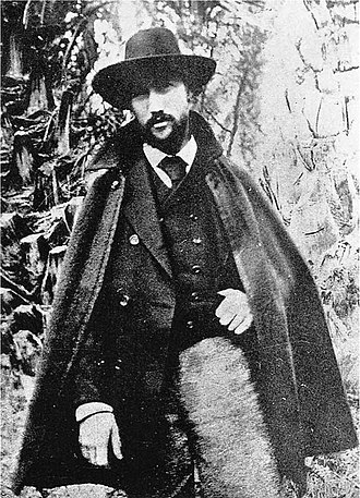 André Gide - Gide in 1893