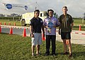 Ginowan Mayor kicks off MCAS Futenma 'Magic 10-miler' 140921-M-BX631-012.jpg