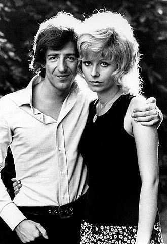 Giorgio Gaber - Giorgio Gaber and Ombretta Colli in 1970