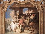 Giovanni Battista Tiepolo - Angelica and Medoro with the Shepherds - WGA22340.jpg