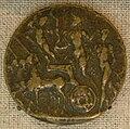 Giovanni di fondulino fonduli, trionfo della castità, 1470-75 circa.JPG