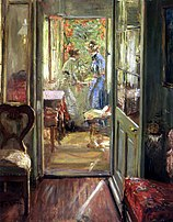 Girls on the Veranda, 1901.jpg