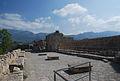 Girne Festung auf der Mauer Ri Süden.jpg