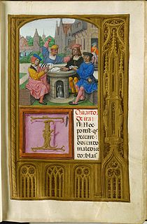 16th-century psalter manustcript made in Flanders