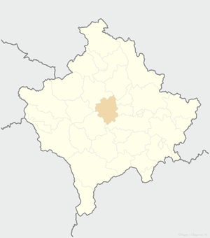 Glogovac - Image: Gllogoc Glogovaç