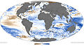 Global map showing where average sea level in 2011 was above or below the long-term average (1993-2011) (NOAA).jpg