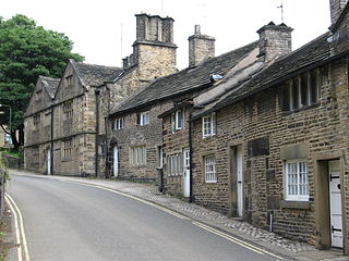 Old Glossop Human settlement in England