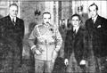 Goebbels Pilsudski Beck podczas wizyty w Warszawie.png