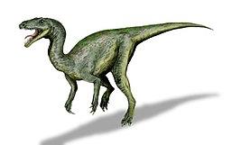 Zástupce skupiny rodu Gojirasaurus