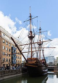 Golden Hinde, Londres, Inglaterra, 2014-08-11, DD 107.JPG