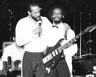 Gordon Banks (musician) - Gordon Banks and Marvin Gaye