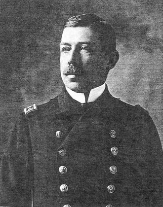 American Samoa - Commander John Martin Poyer served as the 12th Governor of American Samoa (1915–1919)