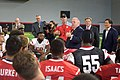 Governor Visits University of Maryland Football Team (36526390480).jpg