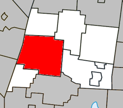 Granby Quebec location diagram.PNG