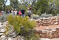 Grand Canyon National Park Tusayan Ruin Ranger-led Tour 5249 (12759963523).jpg