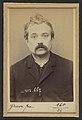 Grave. Jean. 38 ans, né le 16-10-54 à Breuil (Puy de Dôme). Typographe. Anarchiste. 9-1-94. MET DP290408.jpg
