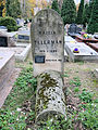 Grave of Rajzla Telerman - 01.jpg