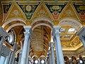 Great Hall - Library of Congress - Washington - DC - USA - 06 (33883837308).jpg