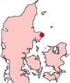 Grenå Denmark location map.png