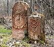 Pedra alta no Odenwald
