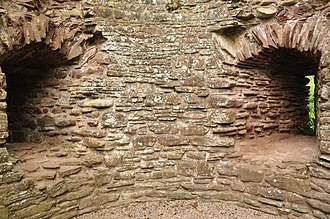 Grosmont Castle - Image: Grosmont Castle (0477)