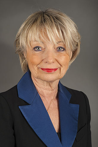 Françoise Grossetête - Image: Grossetête, Francoise 2457