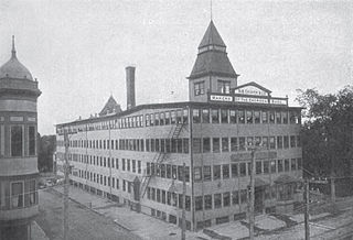 Grover Shoe Factory disaster 1905 boiler explosion and fire that killed 58