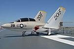 Grumman TF-9J Cougar '147276 F-201' (41101168651).jpg