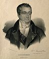 Guillaume, Baron Dupuytren. Lithograph by G. E. Madeley. Wellcome V0001721.jpg