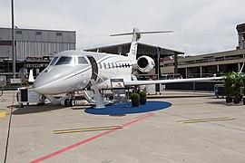 Gulfstream G280, EBACE 2018, Le Grand-Saconnex (BL7C0637).jpg