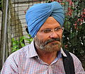 Gurpreet , Punjabi Language Poet, district Mansa, Punjab, India.JPG