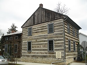 Mifflinburg Historic District - The 1803 Gutelius House