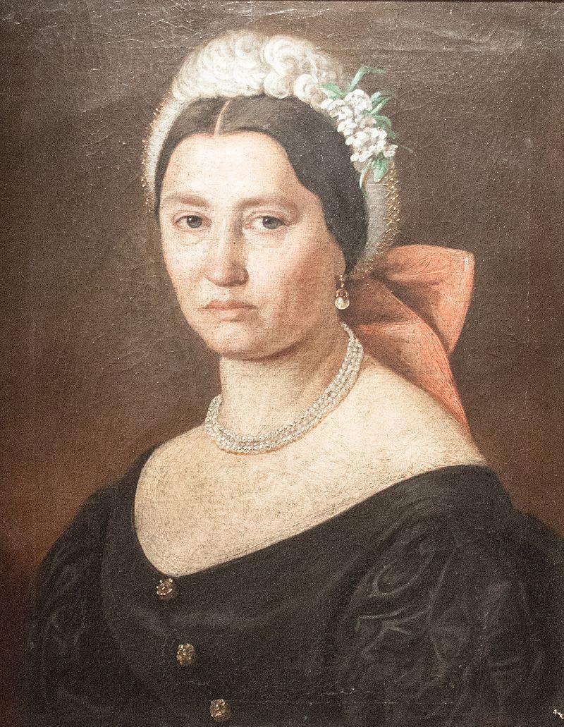 Дьюла Бенчур - Портрет госпожи Нетусне Старк, 1864.jpg