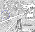 Hôtel de Bourgogne detail Gomboust map Paris 1652.jpg