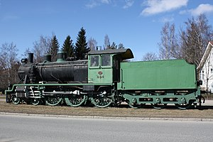 VR Class Hv1 - Image: Höyryveturi Hv 1 nro 554 IM6225 C